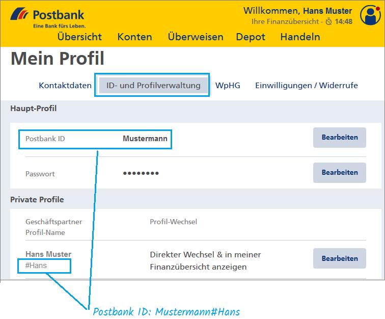 Postbank Umstellung – matrica wiki